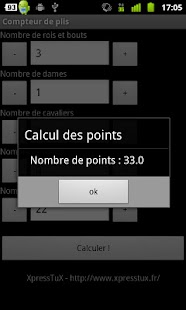 Compteur de plis - screenshot thumbnail