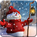 Christmas Snow Live Wallpaper icon