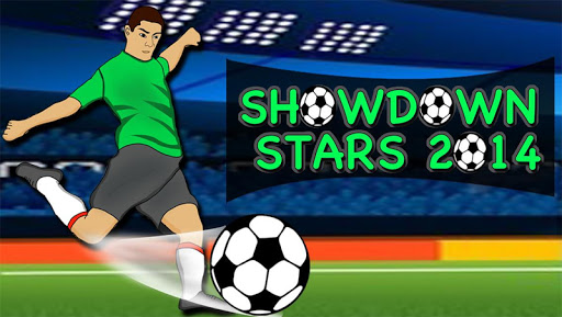 Showdown Stars 2014: Football