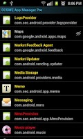 Screenshot of CCSWE App Manager (ROOT)