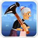 Angry Gran Best Free Game logo