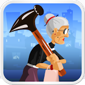 App Angry Gran Best Free Game version 2015 APK