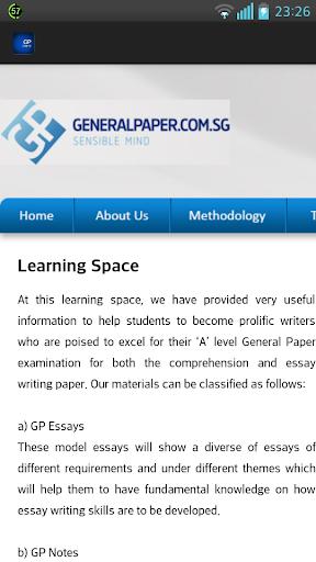 GPstudies