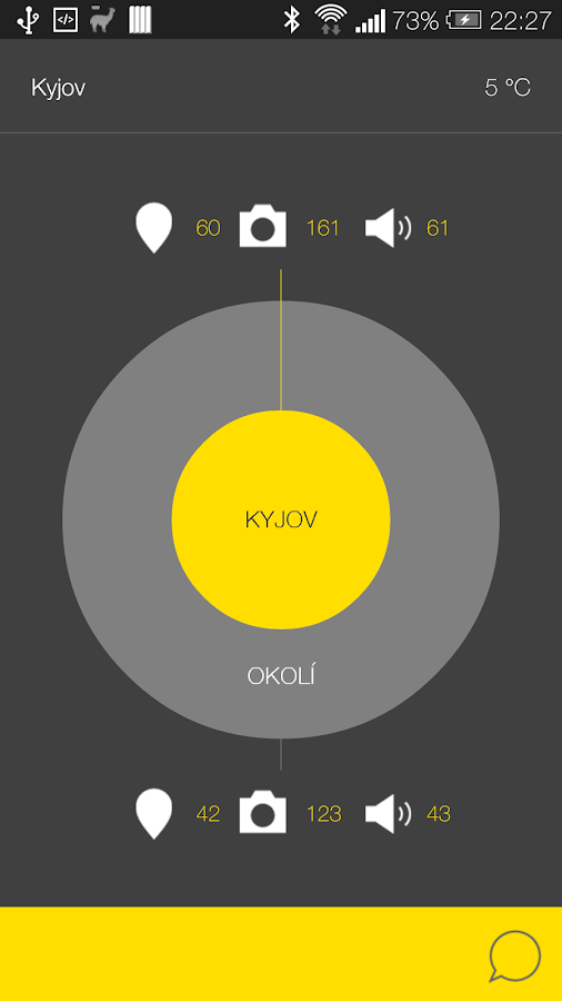 Kyjov - audio tour- screenshot