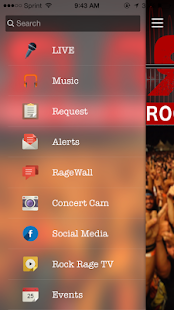 Rock Rage Radio- screenshot thumbnail