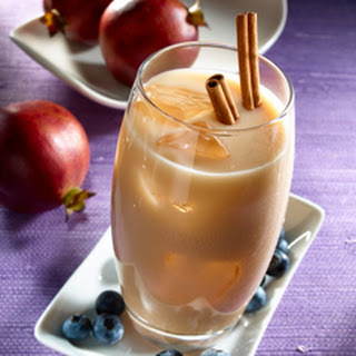Iced Berry Chai.