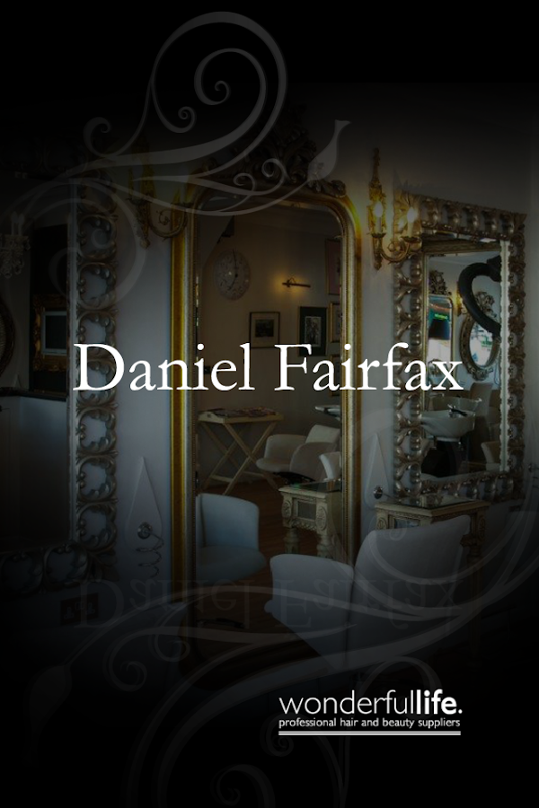Daniel Fairfax Hair- screenshot
