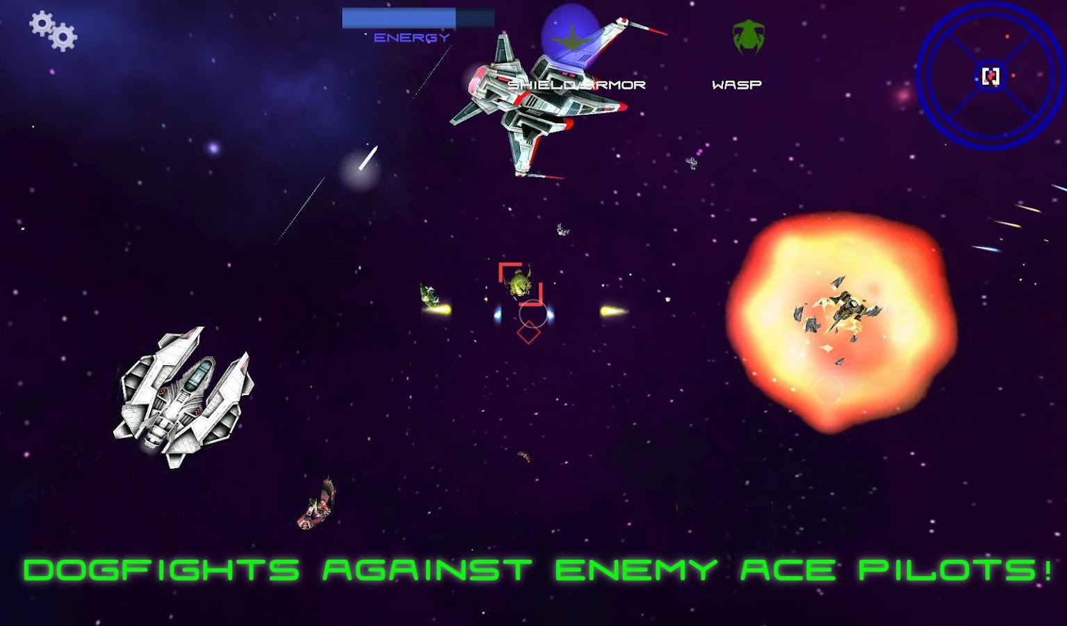 Armada - Space Combat Sim- screenshot