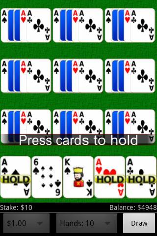 play free video poker jokers wild