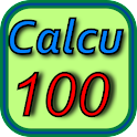 Calcu100 logo