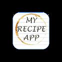 MyRecipeApp icon