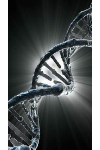 Live Wallpaper - DNA - screenshot