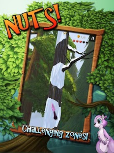 Nuts!: Infinite Forest Run- screenshot thumbnail