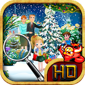 Christmas Love - Hidden Object