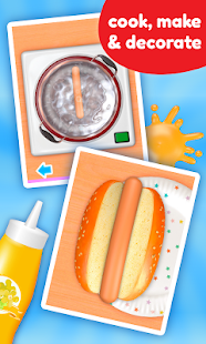 Cooking Game - Hot Dog Deluxe- screenshot thumbnail