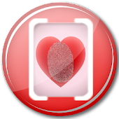 Fingerprint love calculator