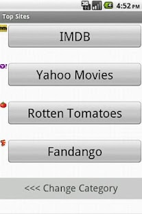 Top Sites- screenshot thumbnail