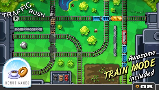 Traffic Rush - screenshot thumbnail
