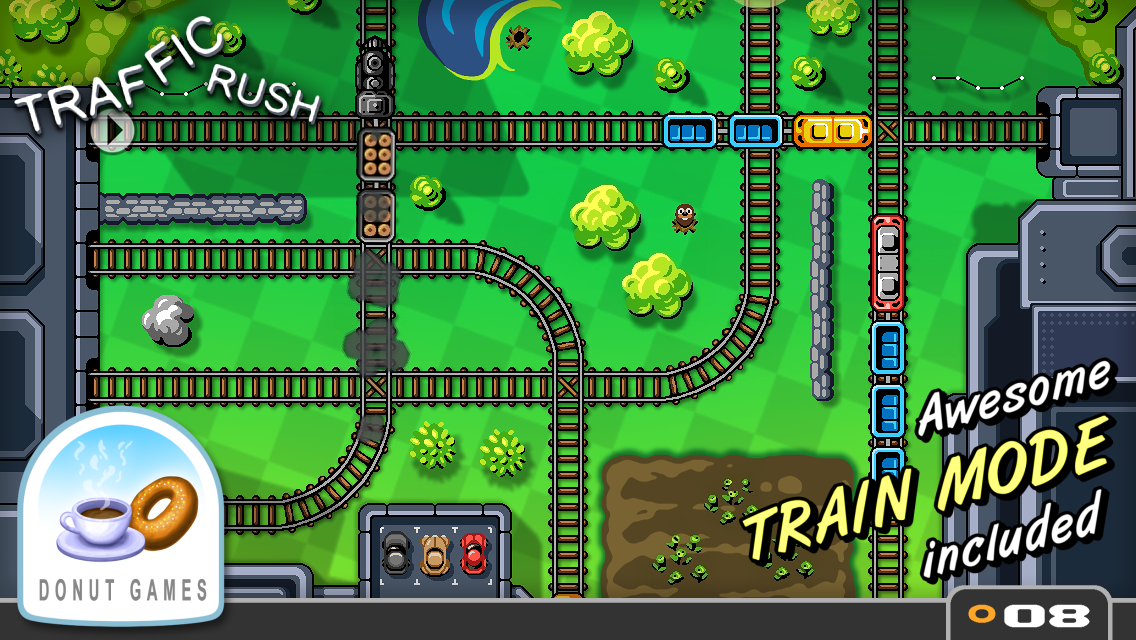 Traffic Rush - screenshot