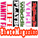 PhotoMagazine icon