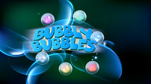 Bubbly Bubbles Gem Pop Madness