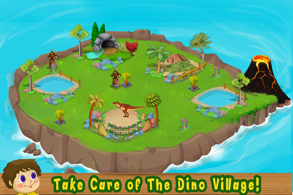 Dino Village - screenshot