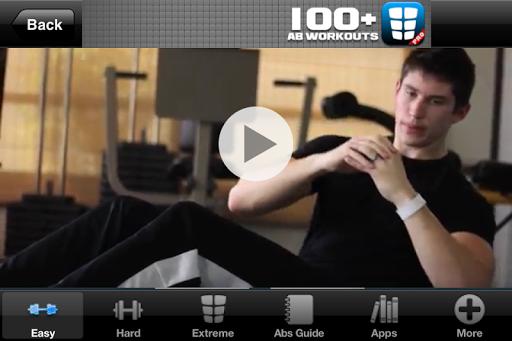 100 +六包抗體鍛煉PRO|玩健康App免費|玩APPs