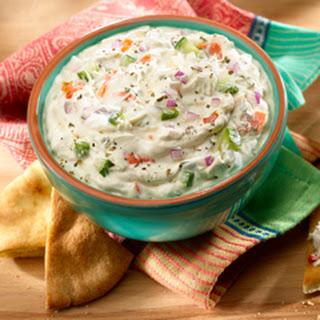 Mediterranean Bread Dips Recipes.