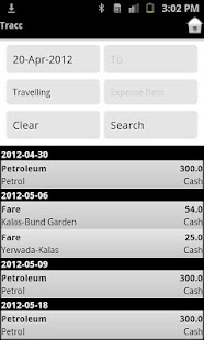 Tracc Personal Finance Manager - screenshot thumbnail