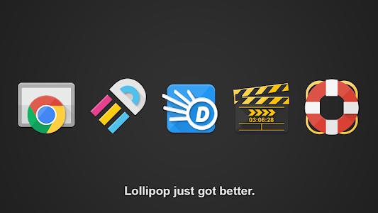 Popsicle Icon Pack v2.5