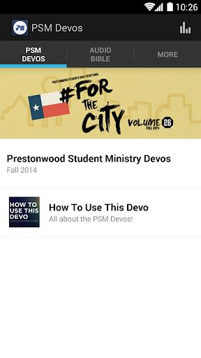 Prestonwood Student Ministry