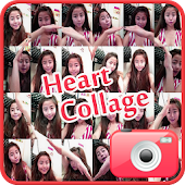 Heart Collage-Body Symbol