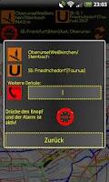 Screenshot of SchaffnerRadar beta