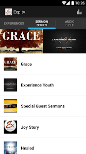 Experience Church.tv - screenshot thumbnail