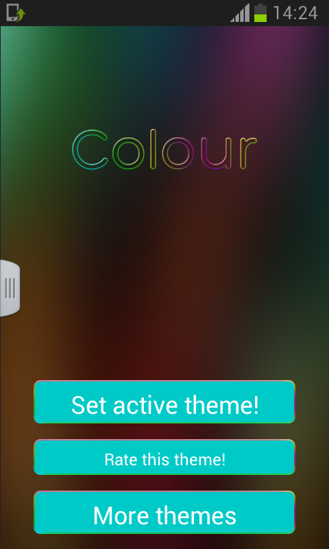 Keyboard Colour - screenshot