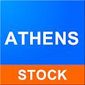 Athens Stock icon