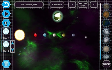 DJ Space: Free Music Game Screenshot 8