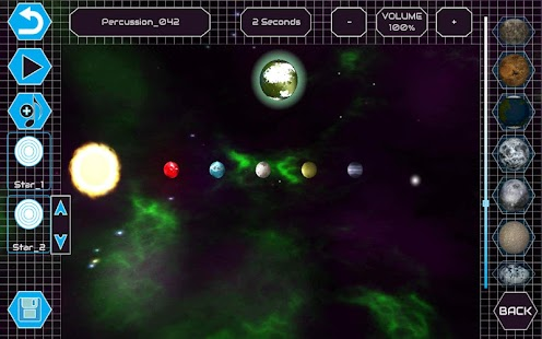 DJ Space: Free Music Game Screenshot 20