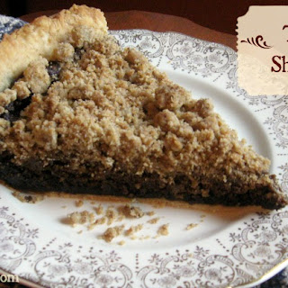 Traditional Shoo Fly Pie