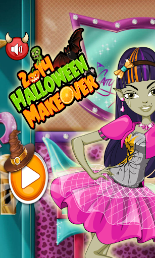 2014 Halloween Makeover