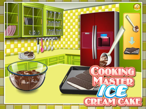休閒必備免費app推薦|Cooking Master:ice cream cake線上免付費app下載|3C達人阿輝的APP