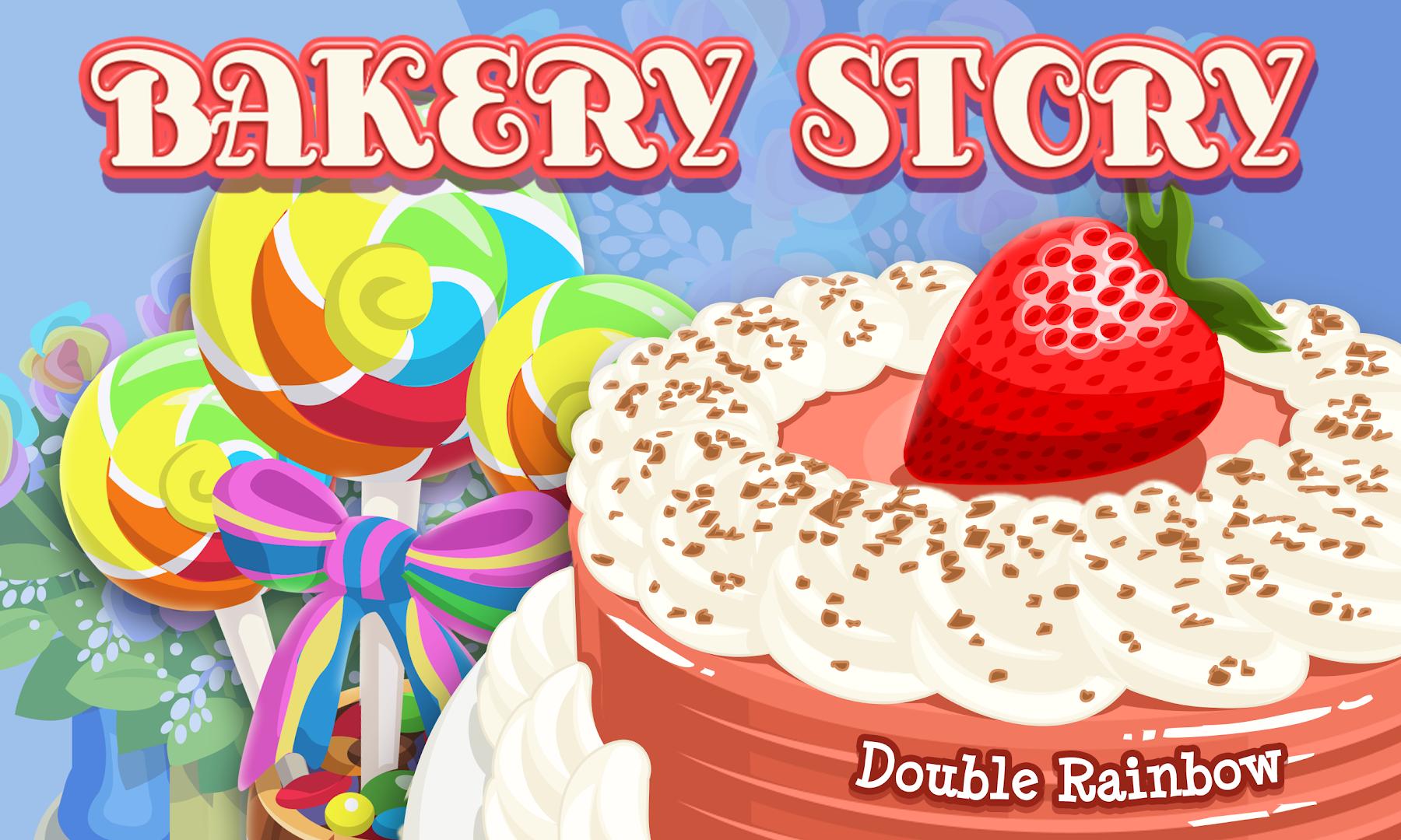 Oven Bakery Story Bakery Story Double Rainbow