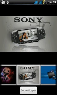 TSF Shell Theme Sony Consoles - screenshot thumbnail