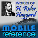 Works of Henry Rider Haggard logo