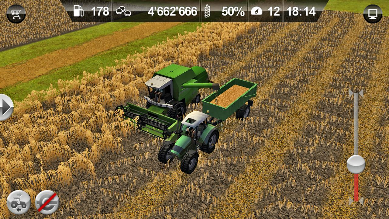 Farming Simulator screenshot #1