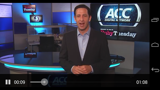 ACC Sports- screenshot thumbnail