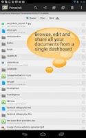 Screenshot of Cloud File Manager & Explorer