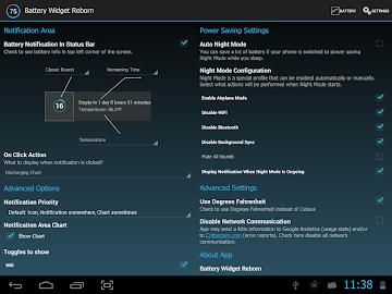 Battery Widget Reborn Screenshot 2