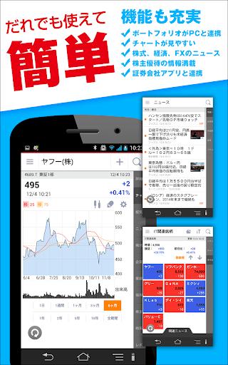 Yahoo ファイナンス - 株価 為替の総合アプリ(無料)