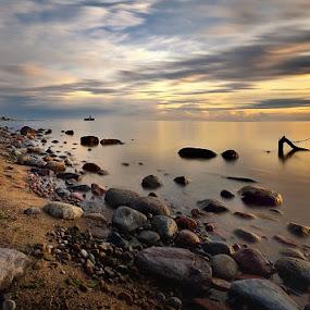 Gdynia   by Mirek. Mirek. - Landscapes Sunsets & Sunrises ( zatoka gdanska, baltyk, torpedownia, gdynia, 3miasto )